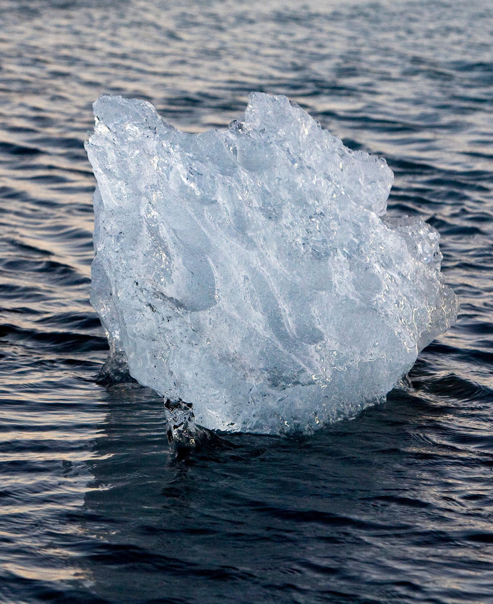 Ice shard, Jokusarlon
