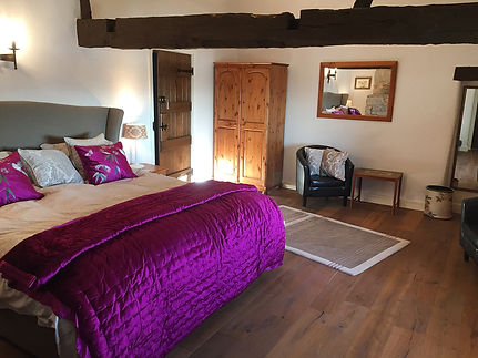 Oak Room at Merrybent Hill Luxury B&B