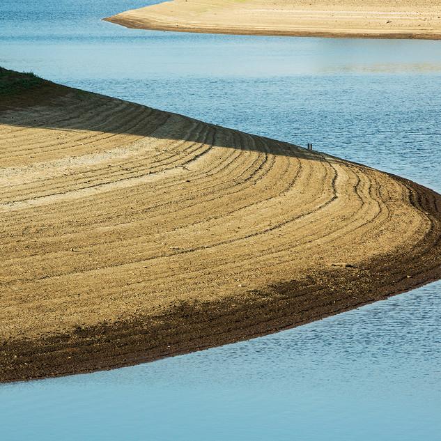 Drought at Stocks Reservoir