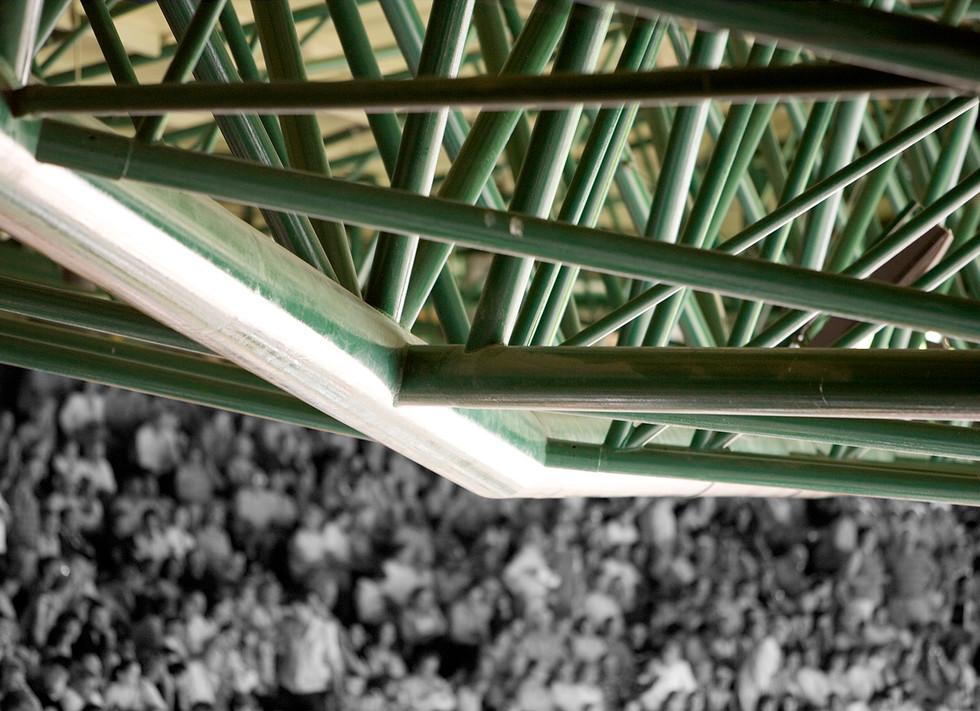Centre Court Wimbledon, roof detail