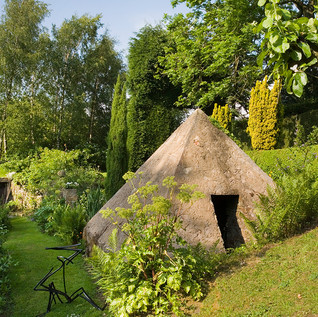 Clearbeck the Pyramid Garden
