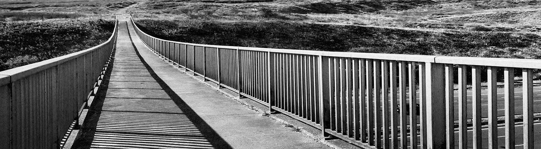 Shadows, Pennine Way Bridge, M62