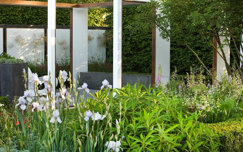 Ulf Nordfjell Daily Telegraph Garden