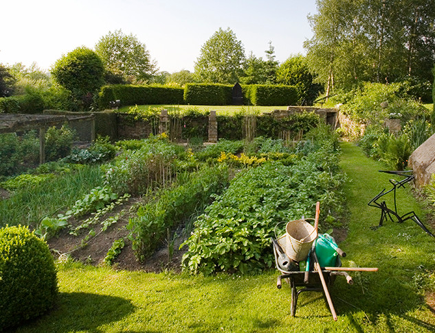 Clearbeck The Vegetable Garden