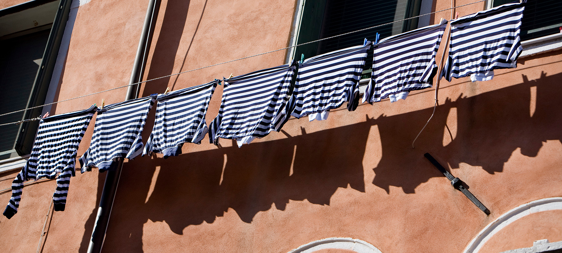 Goldoliers Shirts, Venice