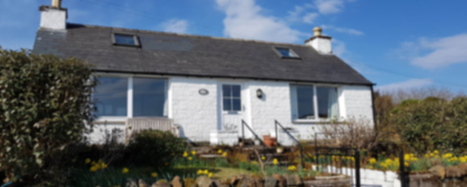 Green Pastures Cottage Isle of Skye