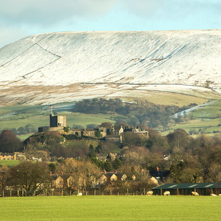 Clitheroe and Pendle Hill