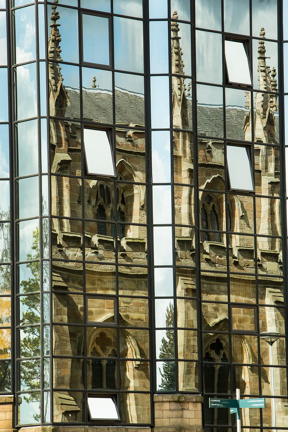 Reflections, Glasgow
