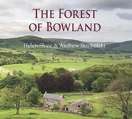 Forest of Bowland book by Helen Shaw