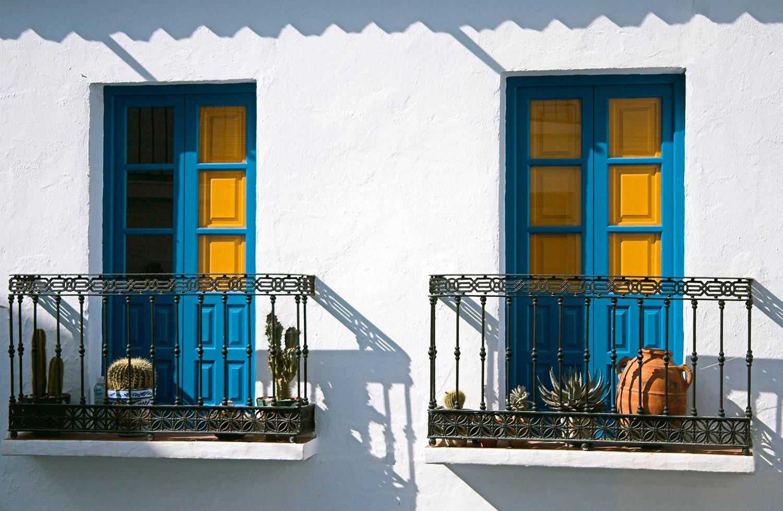 Pueblos Blancos Andalucia Spain