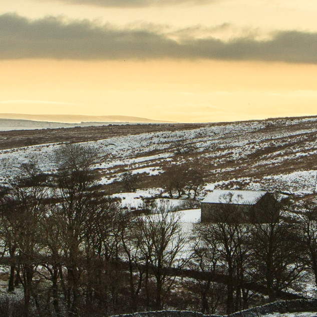Winter in the Hodder Valley