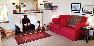 Green Pastures Cottage Sitting Room
