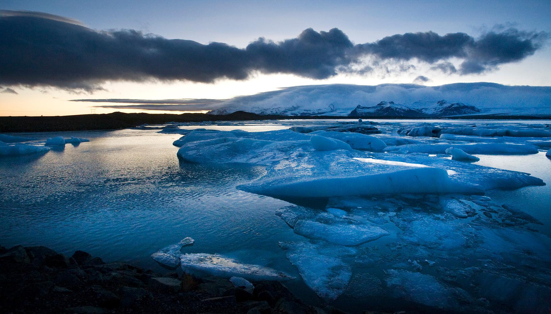 Icebergs, Jokusarlon