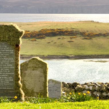 Graveyard, Trumpan