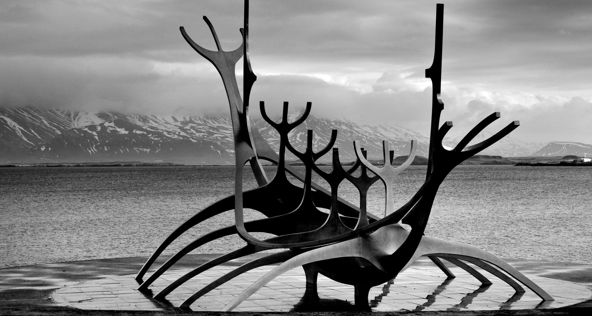 Solfar Sun Voyager, Reykjavik