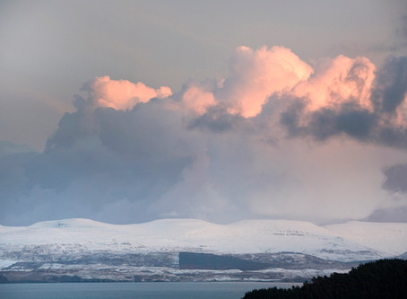 Snowy on Skye?