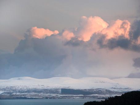 Snowy on Skye?