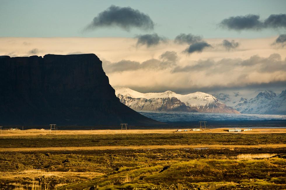 Lomagnupur, Iceland
