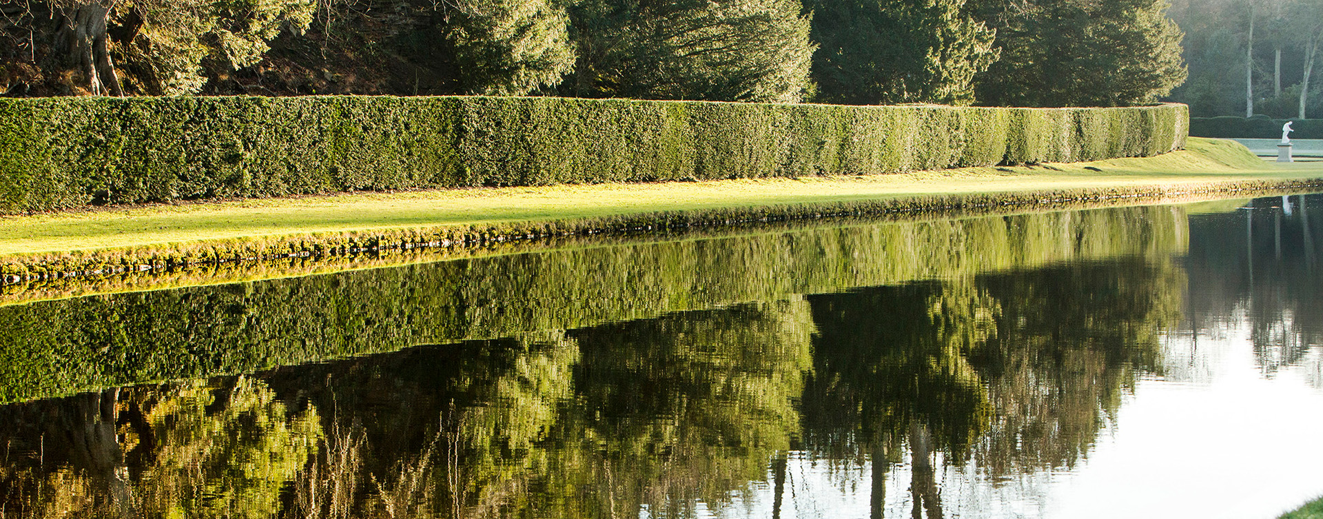 Water Garden, Studley Royal