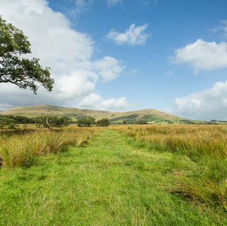 Parlick & the Bleasdale fells