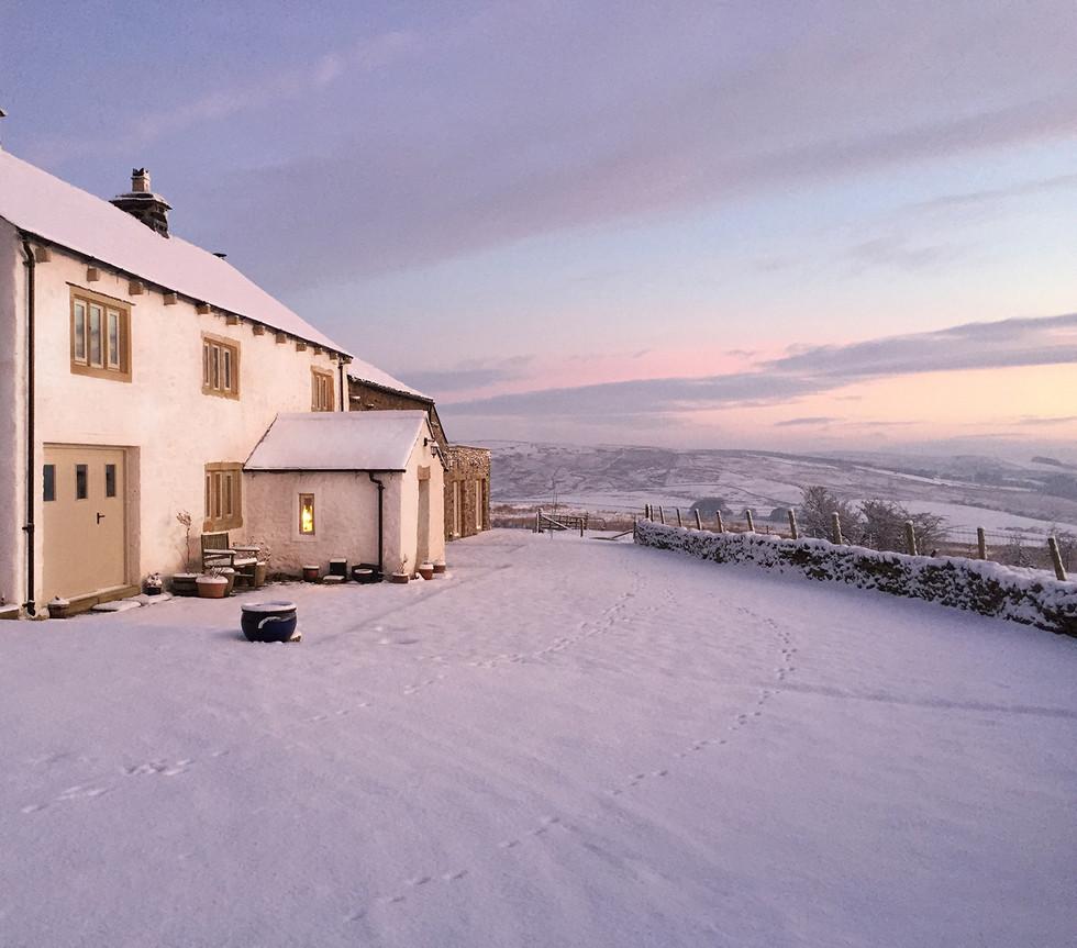Merrybent Hill Winter