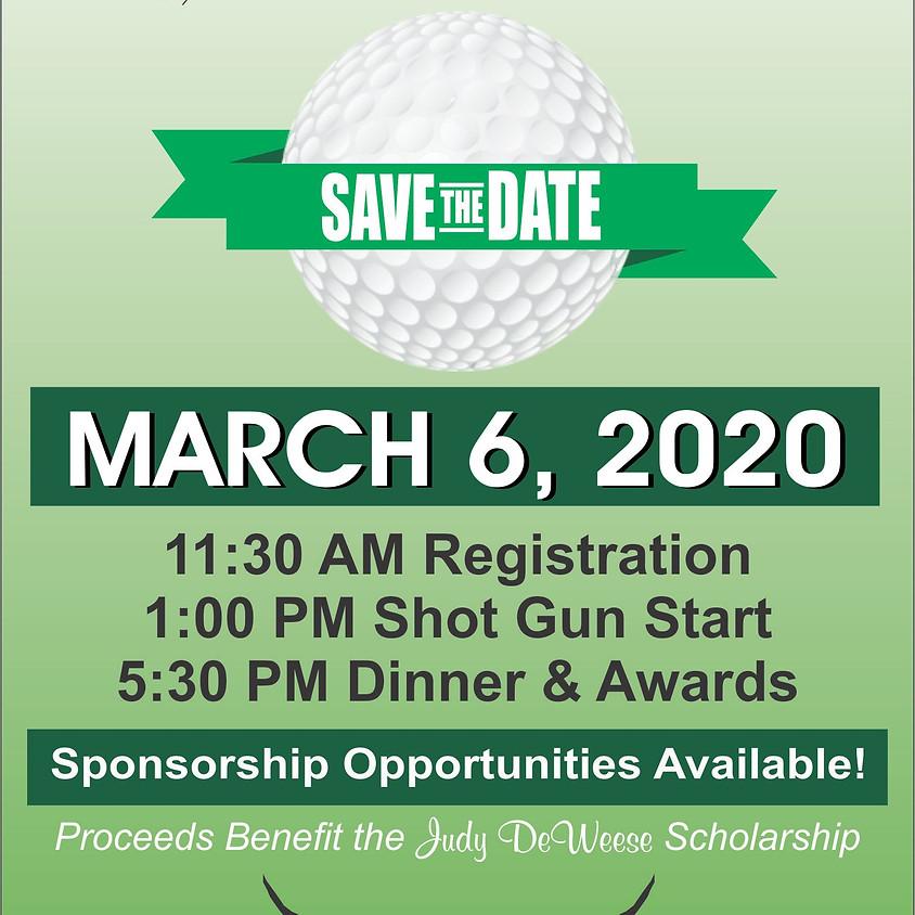 Annual Golf Tournament 2020
