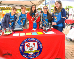 Girls RockIt Into the Future science fes