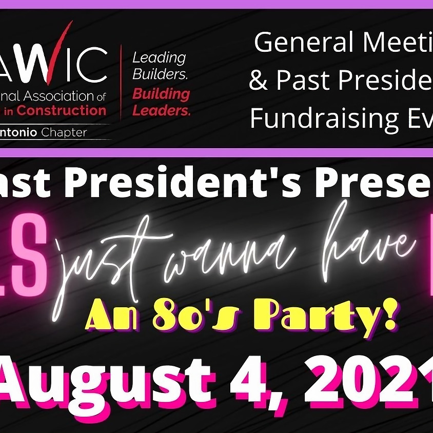 August Past President's Meeting