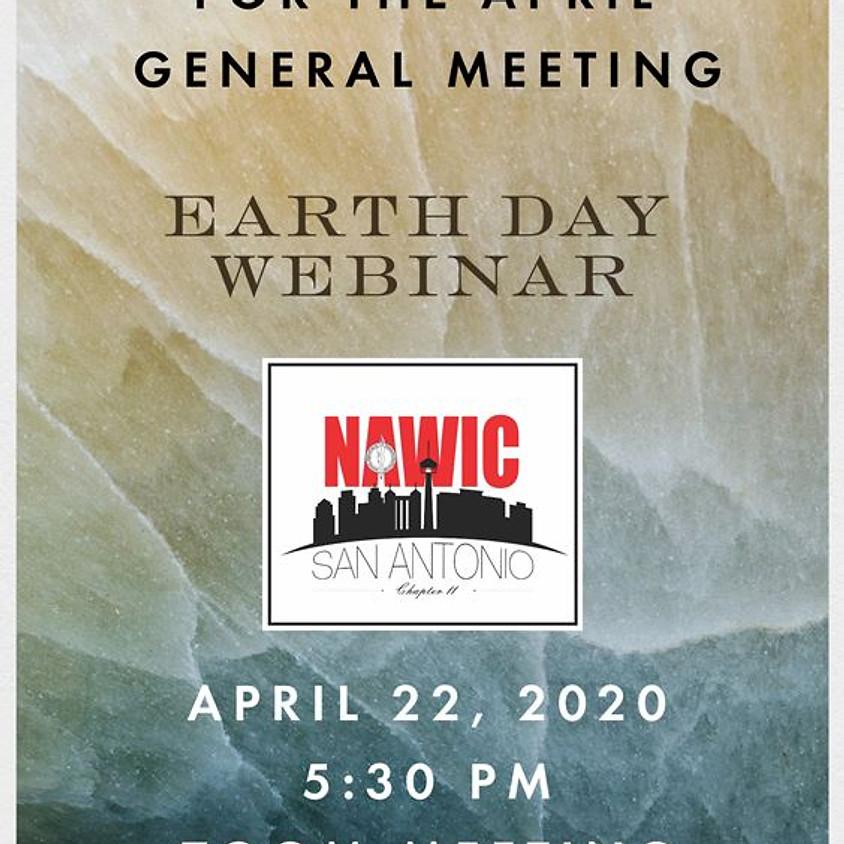 April Earth Day - Webinar