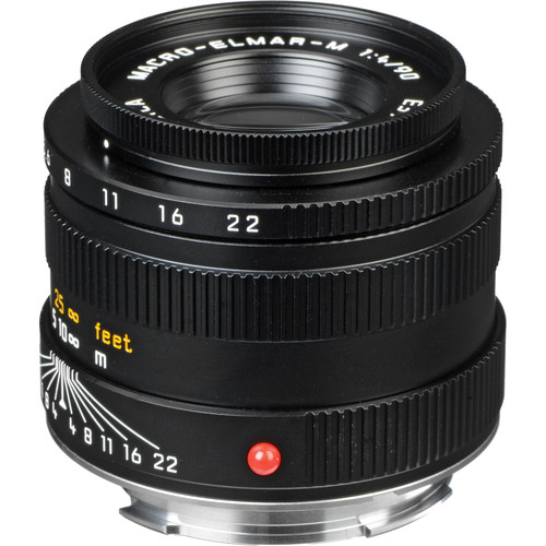 Leica Macro-Elmar-M 90mm f4-4