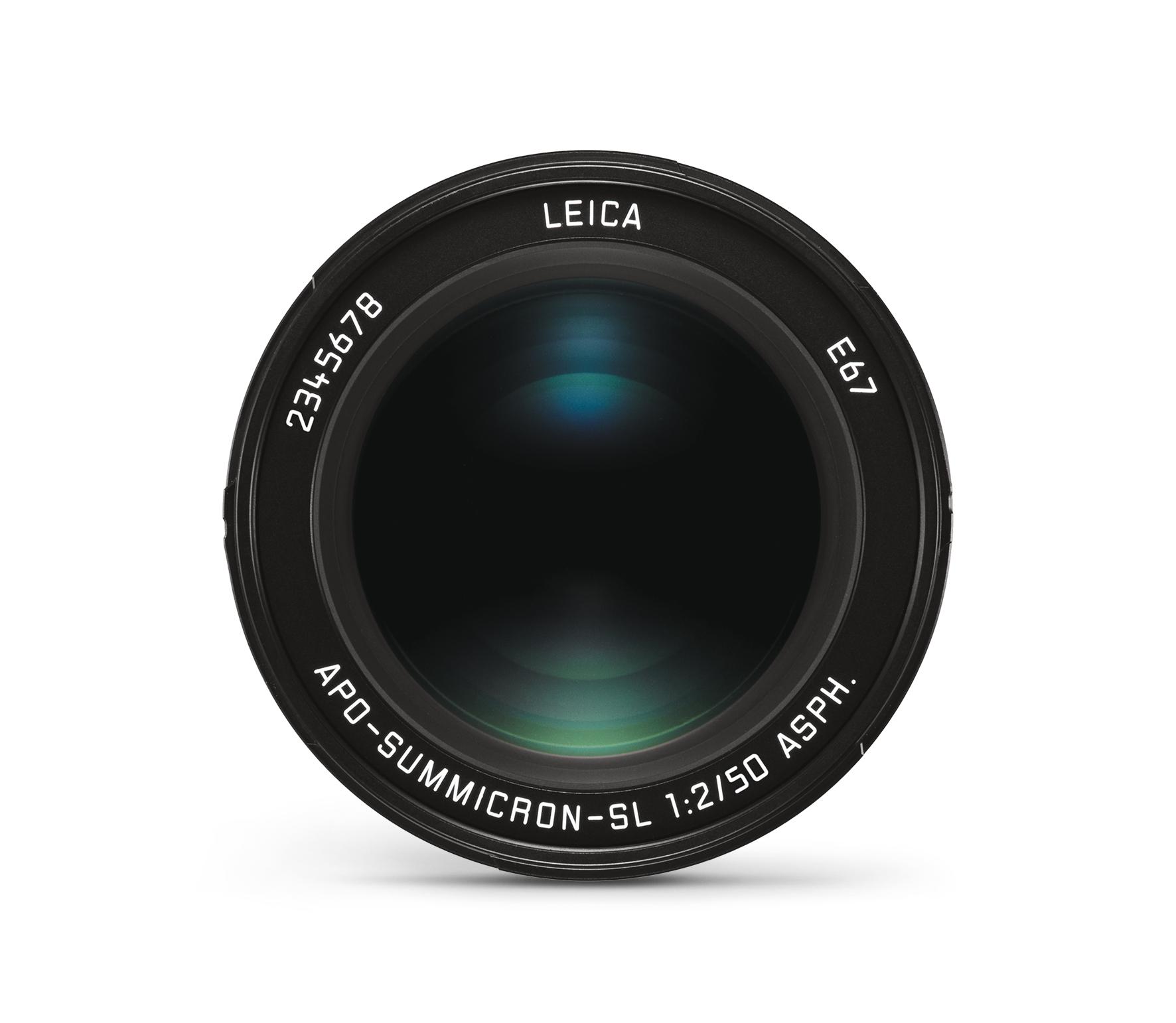 【新聞圖片6】全新徠卡SL系統鏡頭 APO-Summicron-SL 50 mm
