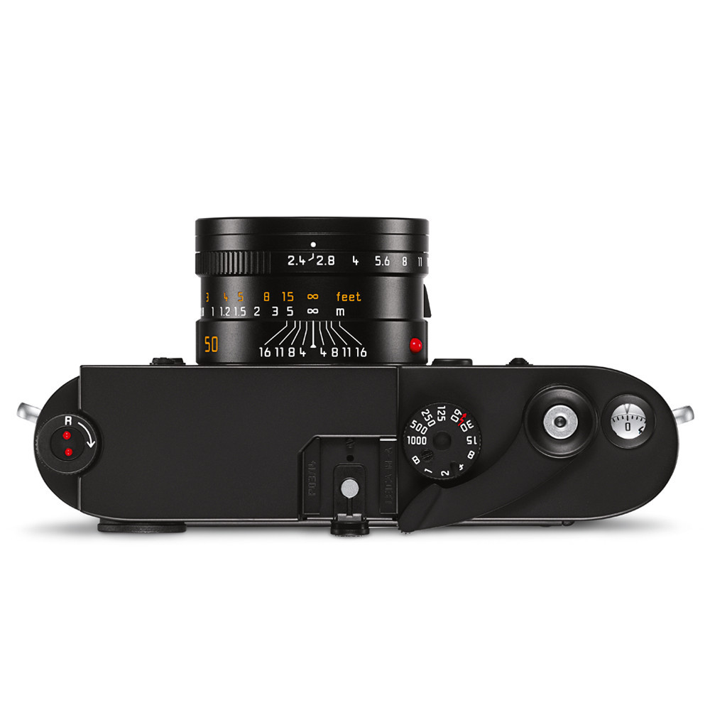 Leica-M-A (Typ127) Black