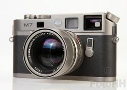 Leica M7 Titanium