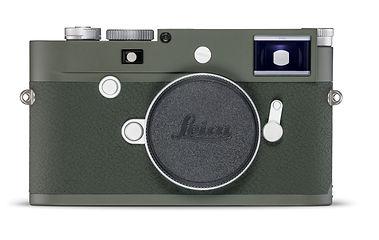 【新聞圖片2】徠卡 M10-P Safari 相機,售價NT$298,000,全