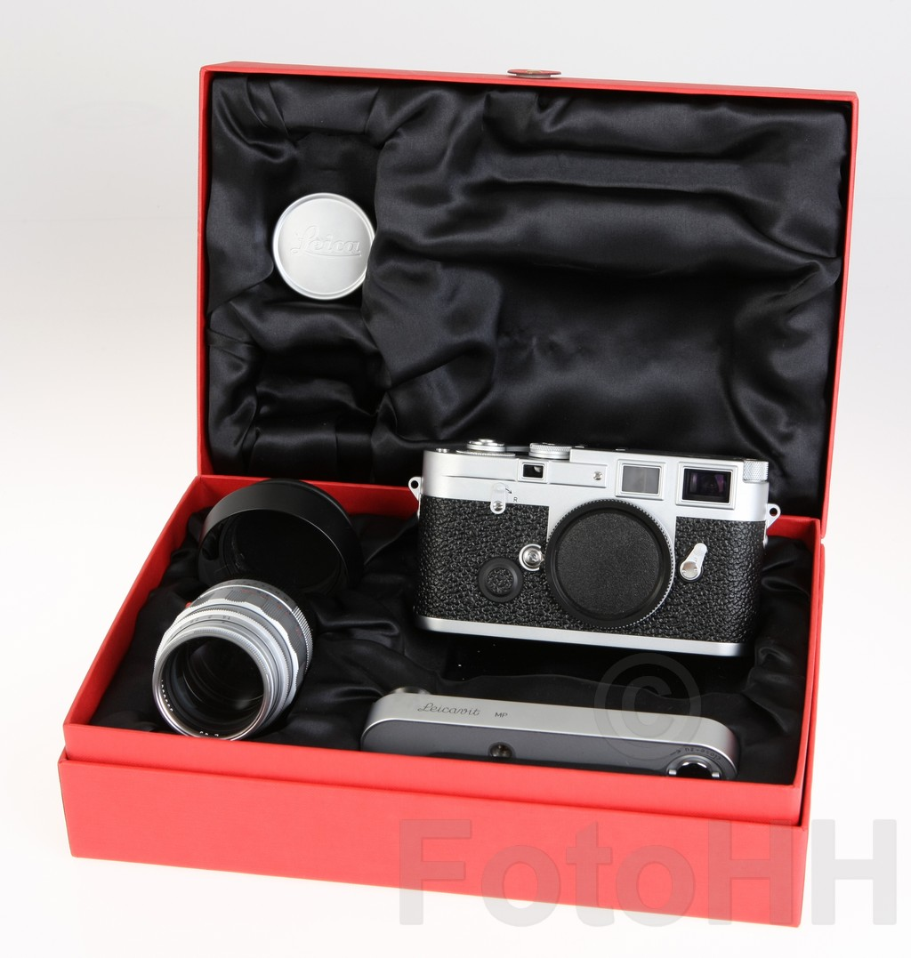 LEICA MP3 LHSA Special Edition