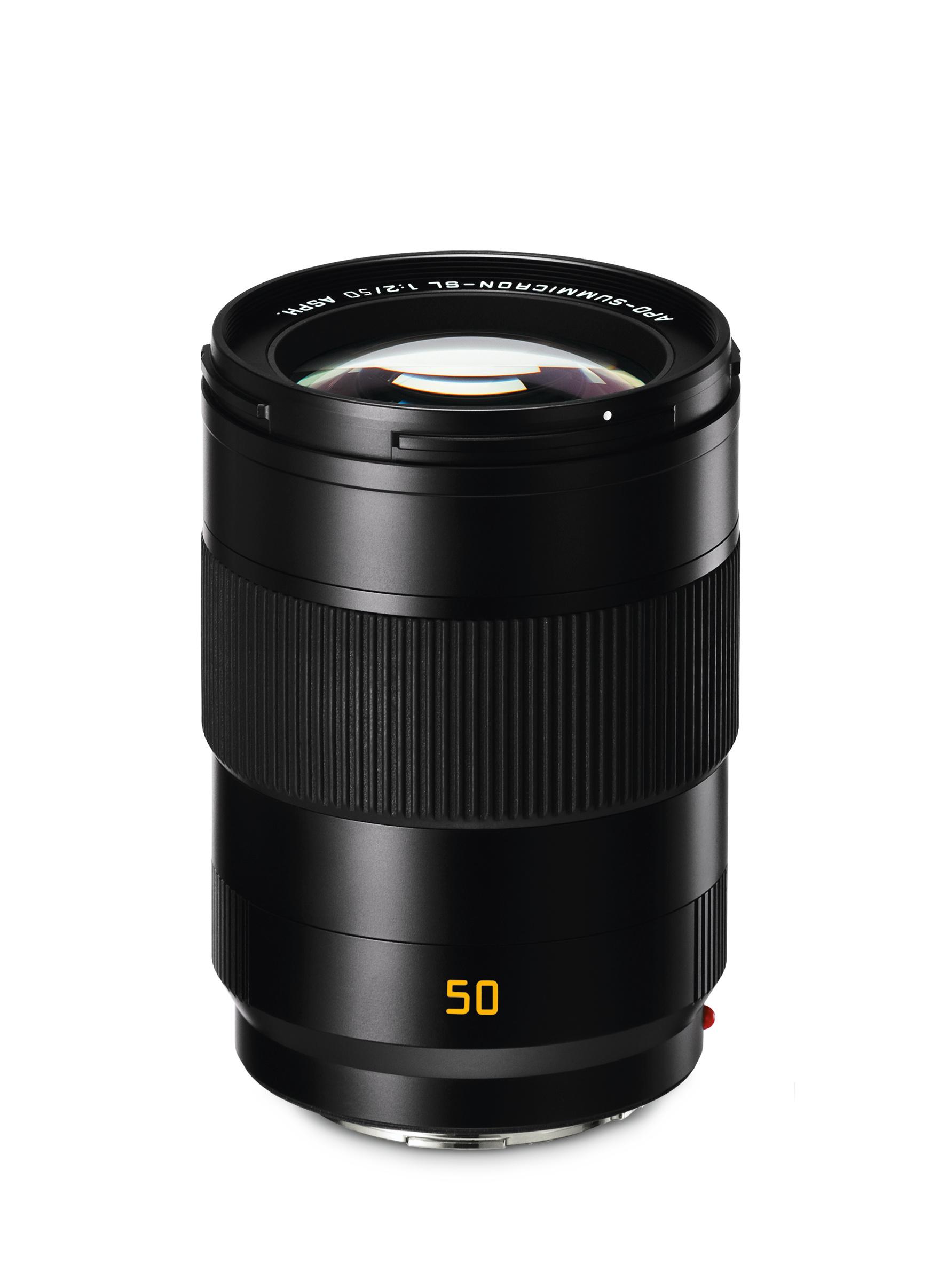 【新聞圖片1】全新徠卡SL系統鏡頭 APO-Summicron-SL 50 mm