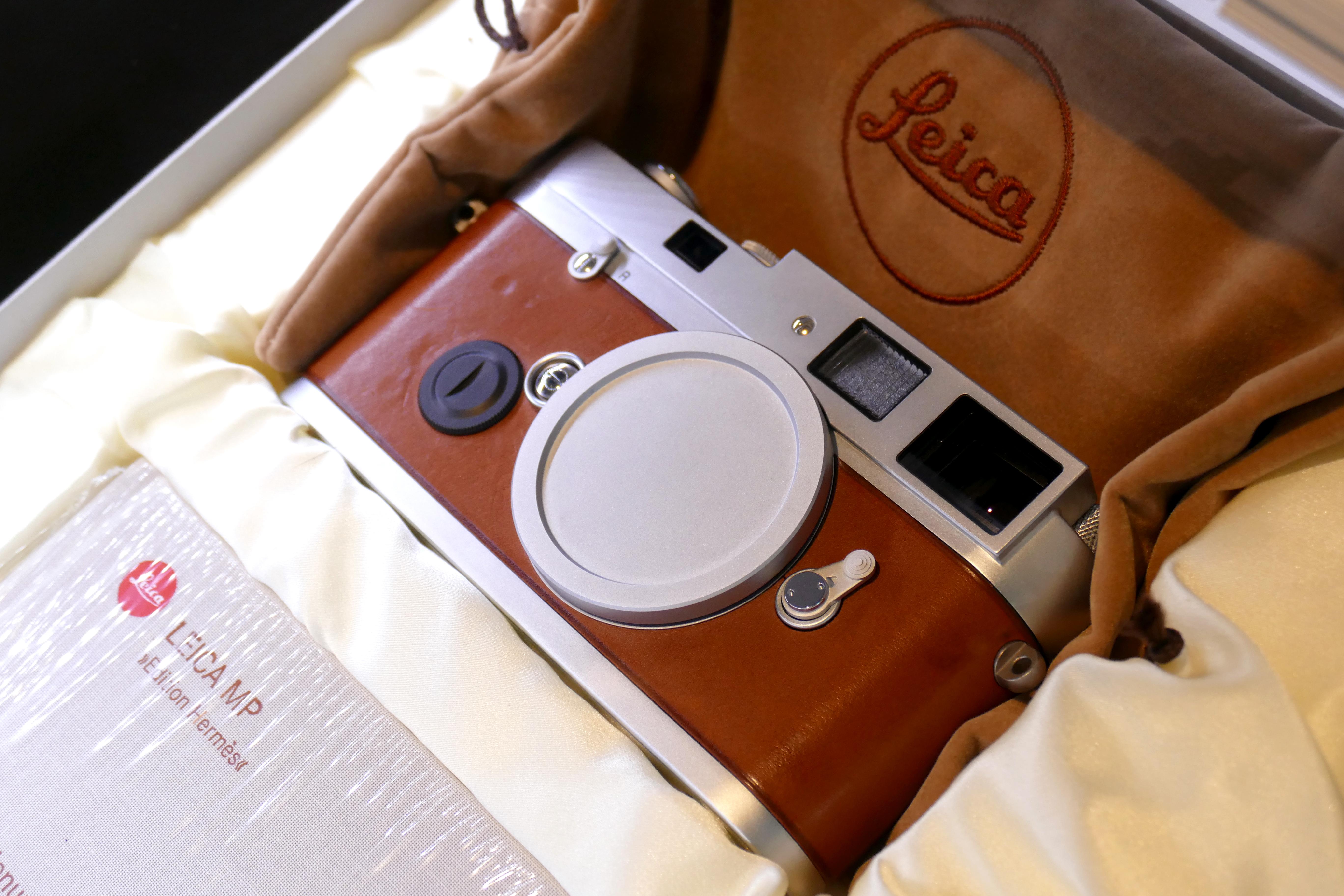 LEICA MP〝Hermès Edition〞