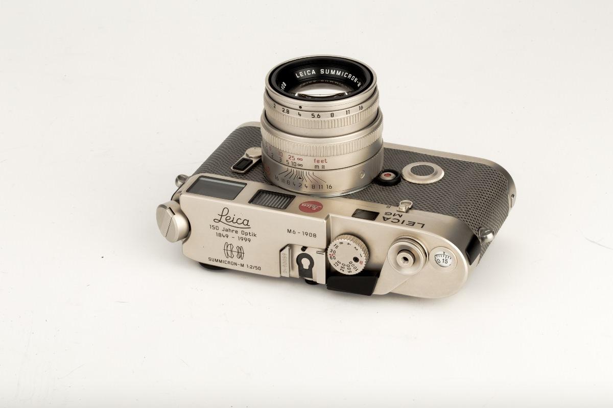 leica m6 150 jahre optik