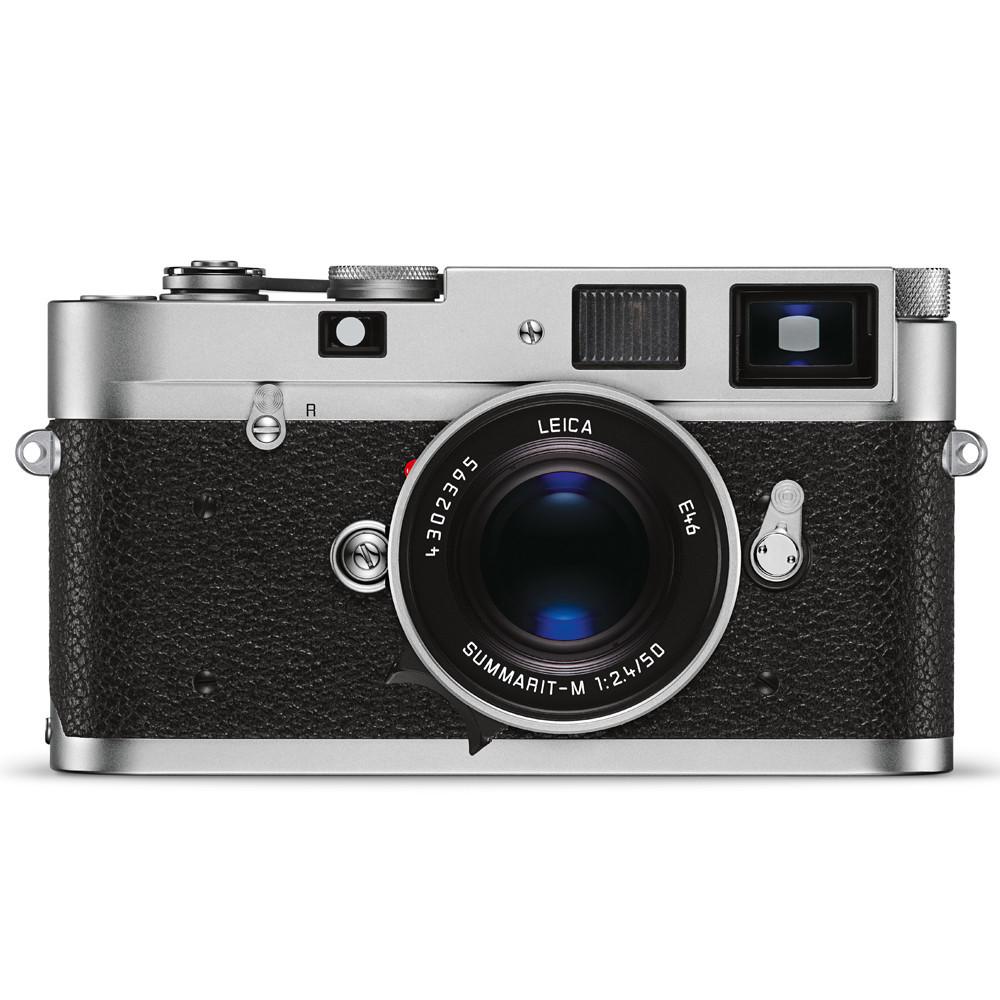 Leica-M-A (Typ127) Silver