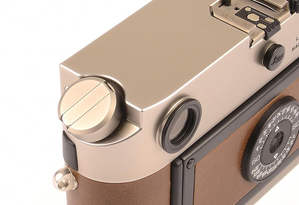 Leica m6 2001 ttl titanium