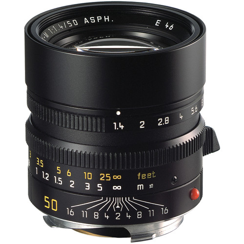 Leica Summilux-M 50mm f1.4 ASPH. -1