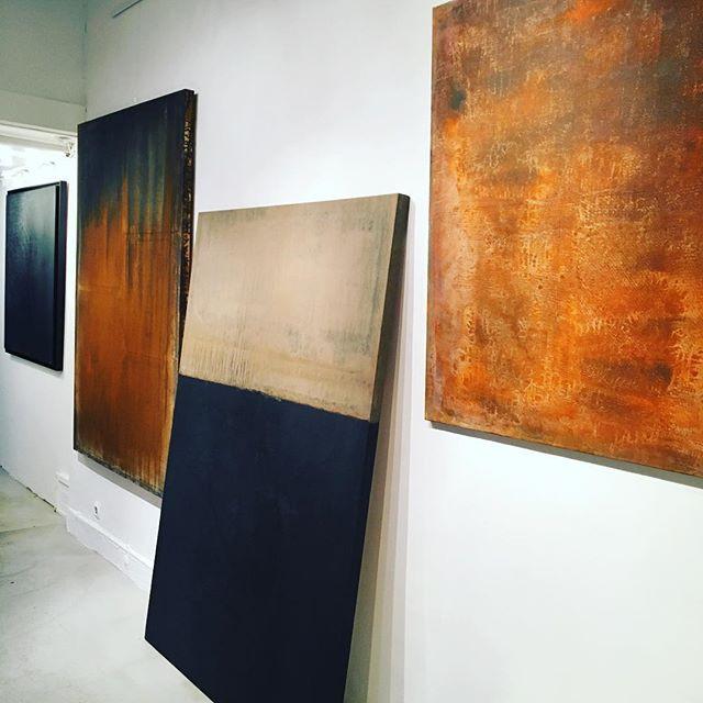 Nouvelle exposition #art #rusty #materia