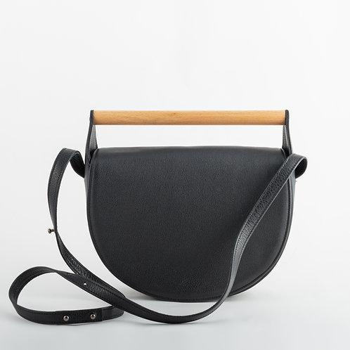 Mangata shoulder bag in black