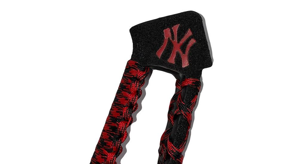 R&R Custom Weapons AR-15 polymer skeletonized New York Yankees