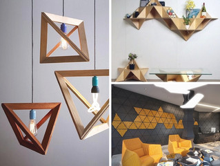 Geometric Shapes: An Easy Way to Spice Up Your Office