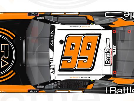 Era Motorsport to Sponsor Kyle Tilley NASCAR Xfinity Debut