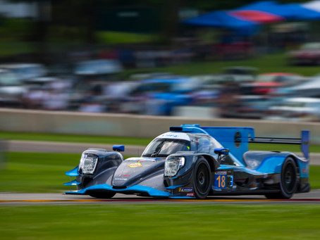 Era Motorsport Keeps Podium Streak Alive at Road America