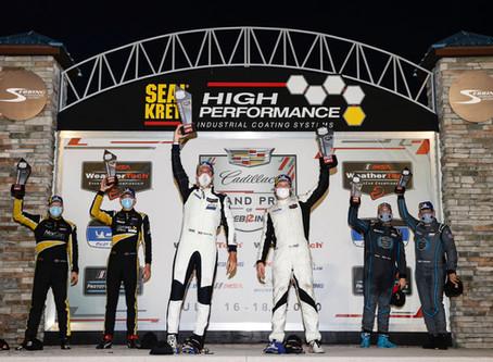 Era Motorsport Continues Podium Streak at Sebring International Raceway
