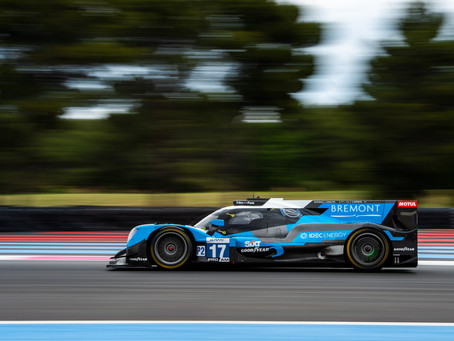 Era Motorsport Arrives in Monza to Continue ELMS Campaign