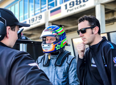 Meet the driver: Colin Braun